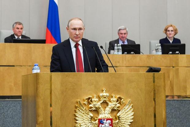 «Первое Обнуление»: Пользователи соцсетей—овечном президенте Путине