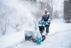 Как Москва справляется снеожиданным декабрьским снегом