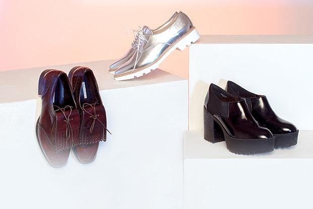 8 пар обуви навесну
