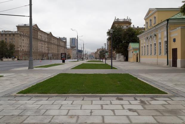 Жители Садового кольца—отом, как изменилась улица после реконструкции