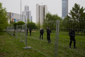 Как забор в Екатеринбурге превратился в акцию протеста