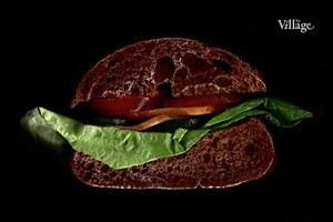 Составные части: Сэндвич с куриной грудкой из кафе «Молоко»