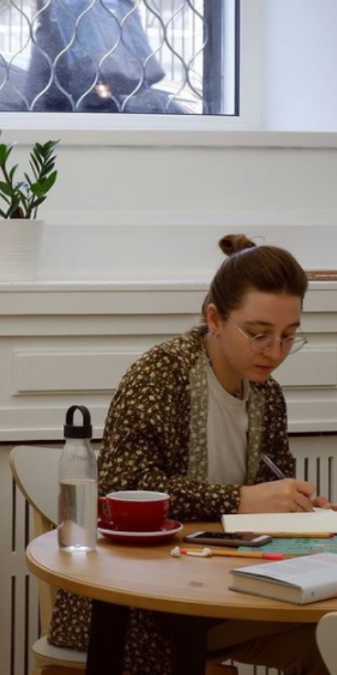 Московская кофейня «Пнин» доставит спешелти кофе втермосах