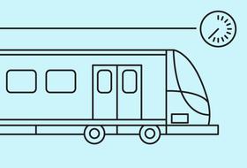 Сколько приходится ждать поезда вметро Нью-Йорка, Копенгагена, Брюсселя иТокио