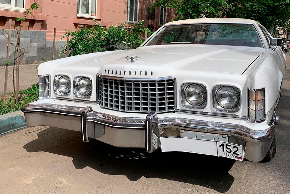 Инстаграм нижегородских карспоттеров Parked in Nizhny