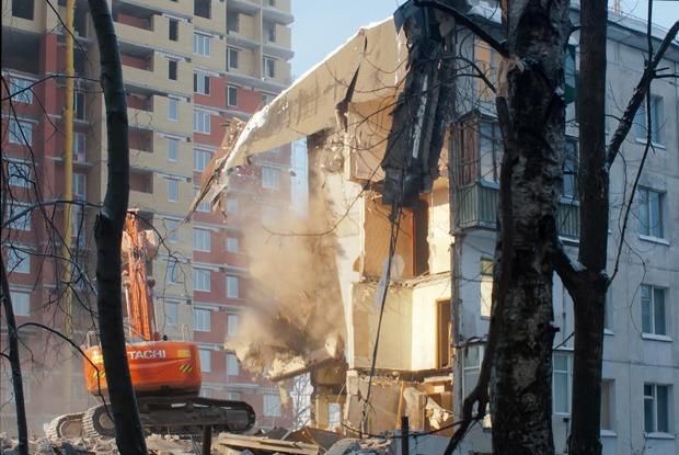 Онлайн: Парламентские слушания по реновации
