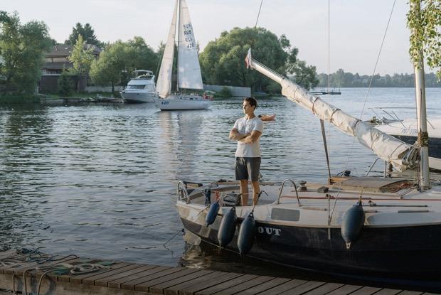 Яхтсмены