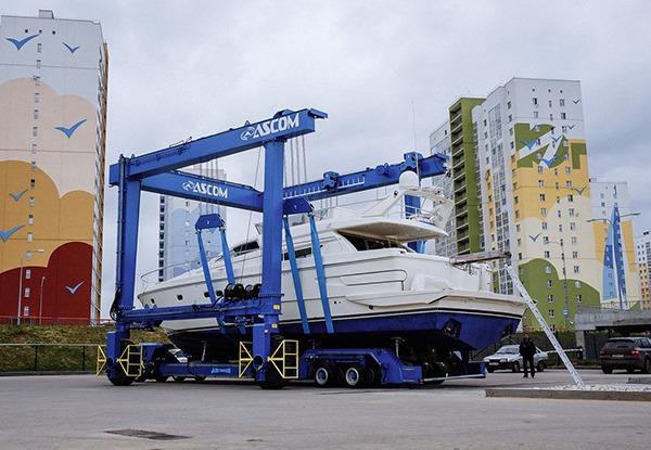 Как содержать яхту в Нижнем