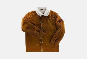 Куртка из вельвета московской марки Fiction