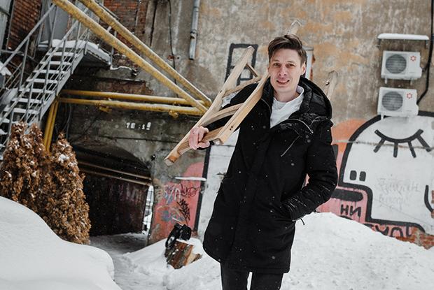 Александр Николаенко — о секретном дворе за рестораном «Безухов»