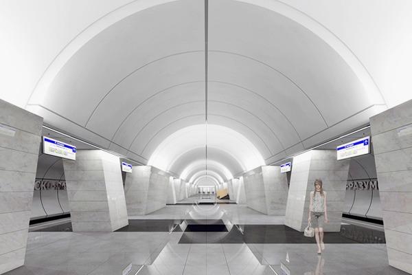 Метро-2015: Как будут выглядеть 8новых станций