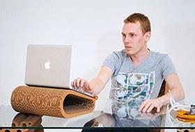 Wishnya: Зачем производитель стройматериалов стал делать картонную мебель