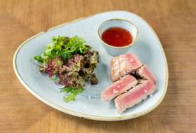 Три рецепта из тунца отпетербургского суши-бара UndertheSea