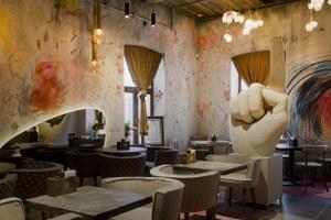 Мясной ресторан «Ребра» в особняке на Сакко и Ванцетти — Малышева