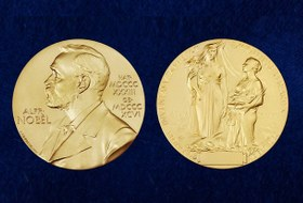 За что дали Нобелевскую премию вэтом году?
