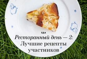 «Ресторанный день — 2»: Лучшие рецепты участников