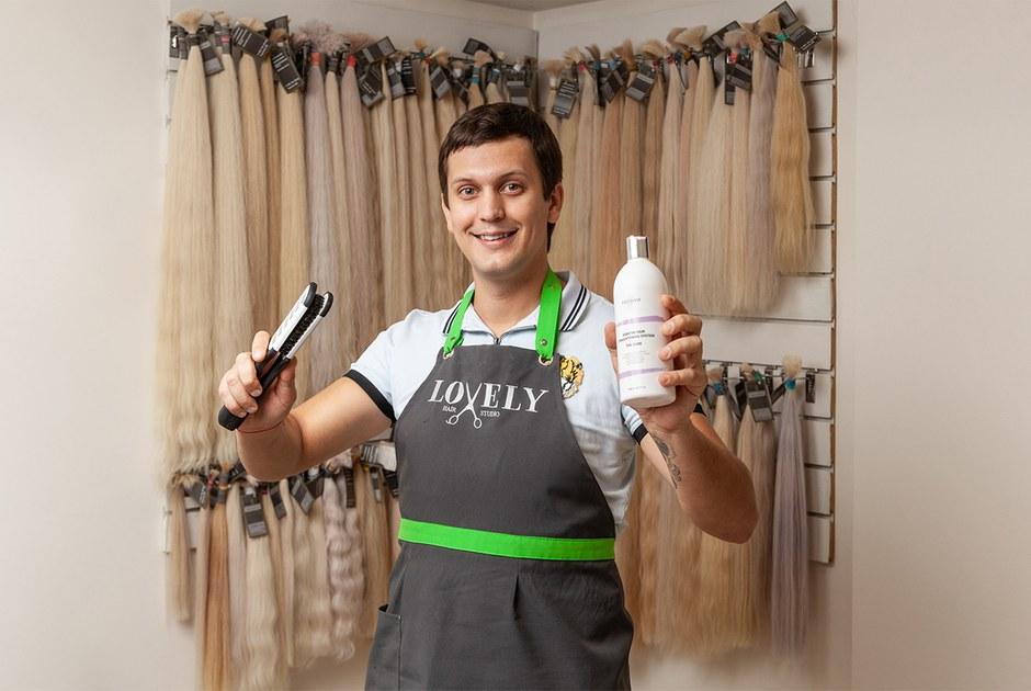 Из фрезеровщиков — в мастера по наращиванию волос