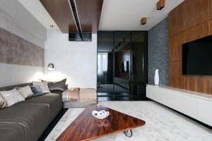 Квартира с лаконичным интерьером возле «Электросилы»