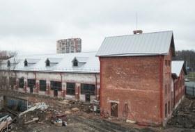 Как заброшенную молочную ферму вПетербурге превращают вобщественный центр