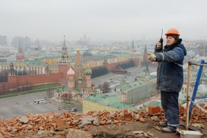 Мечтатель илипровидец: 23проектамэра Лужкова