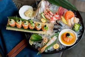 Новый Cutfish, суши на«Китай-городе» и«Фруктовая лавка»
