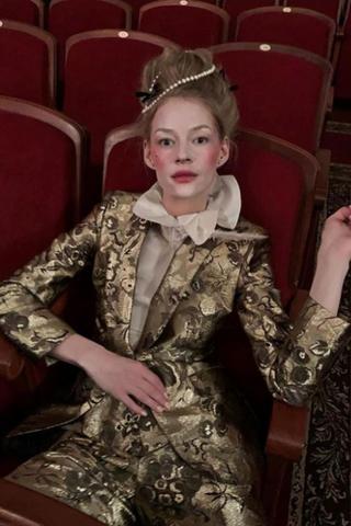 Netflix снимет свой первый российский сериал— современную версию «Анны Карениной» соСветланой Ходченковой