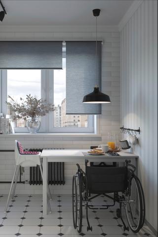 IKEA показала бесплатные дизайн-проекты квартир, где живут люди с инвалидностью