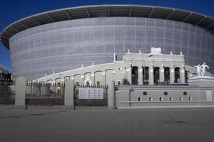 Полторы тысячи видеокамер: Как устроена «Екатеринбург Арена»