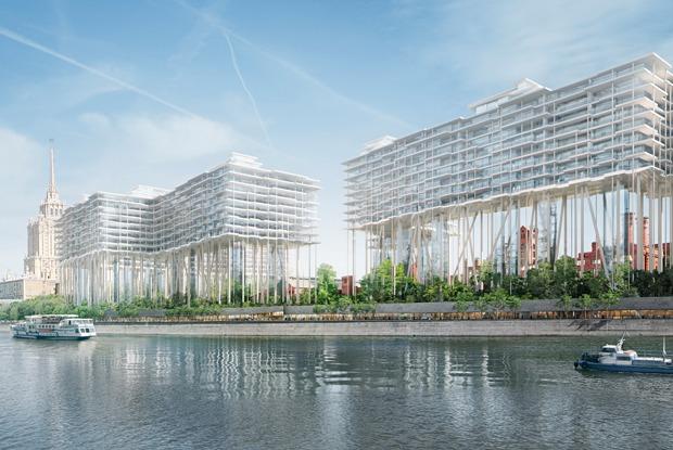 Как будет выглядеть второй проект Herzog & de Meuron в России