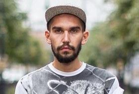 Внешний вид (Петербург): Антон Носик, бартендер