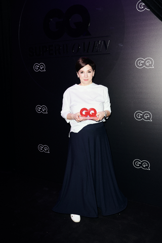 Катерина Гордеева, Виктория Исакова идругие победительницы премии GQSuper Women