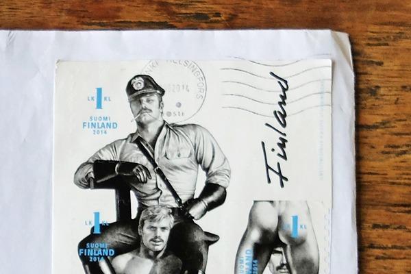 Дойдетли открытка сфинской гомоэротикой доПетербурга