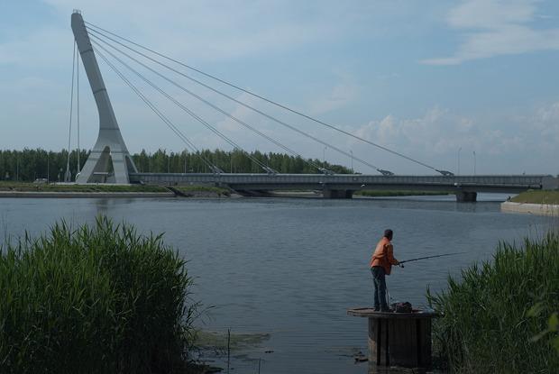 Как живёт район Петербурга у«кадыровского моста»