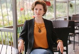 Анна Быкова — о «ленивом» материнстве, воспитании и книгах