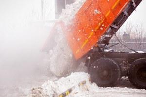 Летел и таял: Как в Москве плавят снег