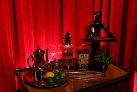 Ар-нуво вособняке: Ibsen Bar