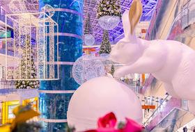 Новогодние елки, каток, детские спектакли и другие развлечения