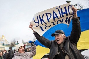 Курс — евро: Как уличные протесты изменили Киев