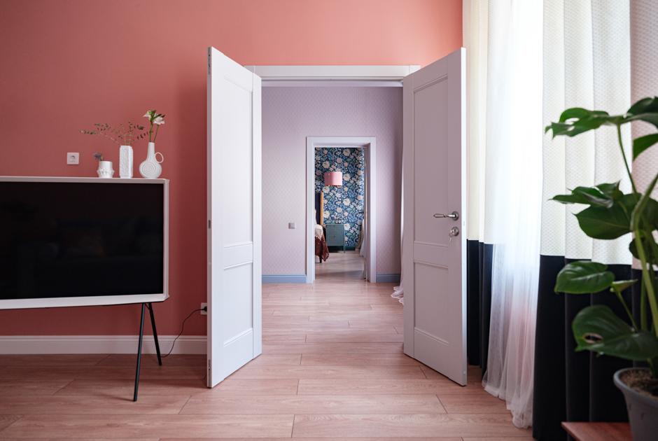 Квартира наПетроградской стороне встиле фильмов Уэса Андерсона (Петербург)