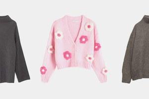 Пора утепляться: Где покупать свитеры и кардиганы