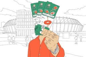 Как всё устроено: Работа перекупщика билетов на Евро