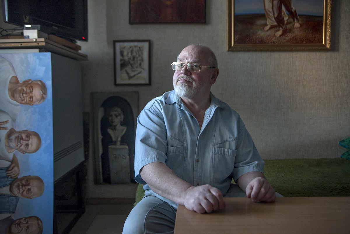 Валерий Павлов — оформализме в60-х иуральских художниках, которые ненавидели друг друга