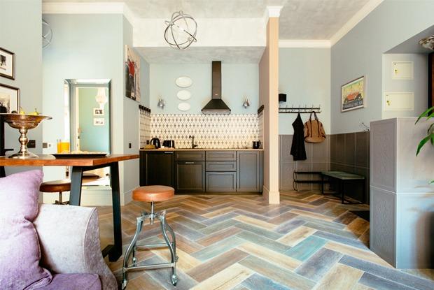Двухкомнатные апартаменты для сдачи варенду рядом с отелем W (Петербург)