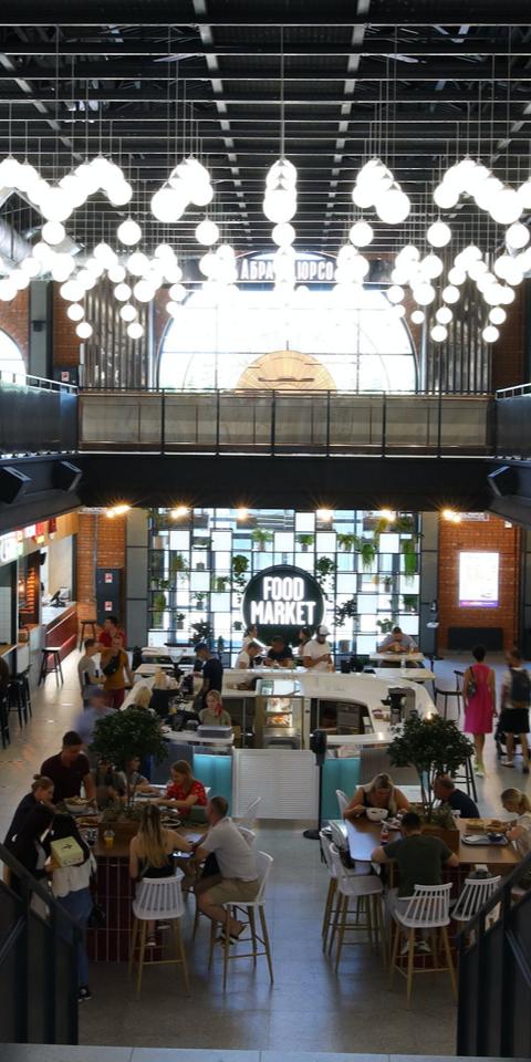 Открытие Foodmarket в Краснодаре