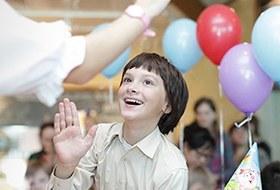 Как делать праздники для детей сособенностями развития