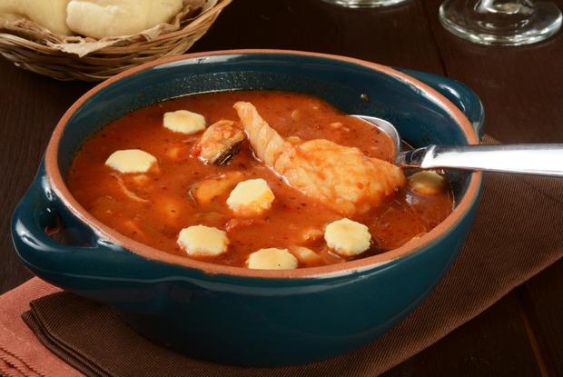 Харчо, чихиртма иеще 6 рецептов горячих супов наосень