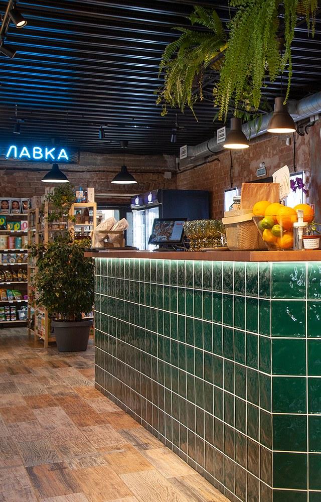 Кафе иэко-лавка «Просто вегануться» наВайнера — Куйбышева