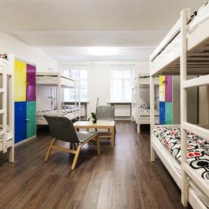 Свежий номер: 10 новых хостелов вПетербурге