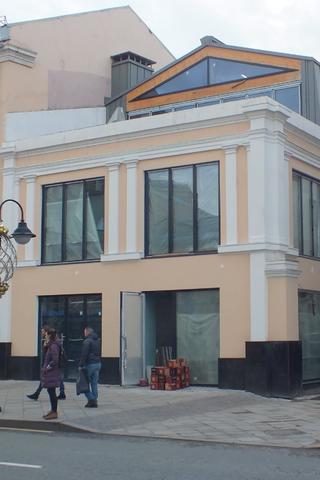 Дореволюционную усадьбу наПятницкой улице незаконно реконструировали ипостроили там мансарду
