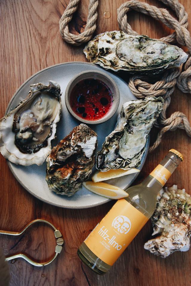 Парусное сообщество «Сила ветра» проведет в Петербурге фестиваль морской кухни «Море еды»